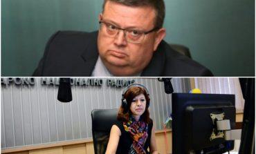 Главният прокурор: Силвия Великова има право да ме отразява, както намери за добре, а аз имам право да не я слушам в ефир