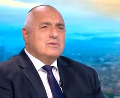 Борисов: Цветанов не ми липсва след двете интервюта. Слави Трифонов е много умен, вижда откъде идва крахът на политиците