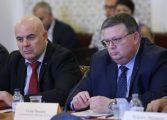 Главният прокурор Сотир Цацаров: Очаквам напрежение да съпътства утрешния избор на Иван Гешев. Призивите на Росен Плевнелиев Румен Радев да не подписва указа са неприемливи