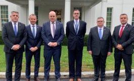 Цацаров и Гешев са били приети и в Белия дом