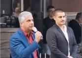 ВМРО агитира на турски в Пещера (видео)