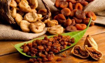 Сушените плодове съдържат повече витамини от пресните