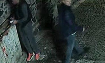 СКАНДАЛ! Близки на бившия созополски кмет Рейзи късаха постред нощ плакати на БСП