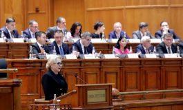 Правителството на Румъния падна! Вотът на недоверие детронира премиера Виорика Данчила