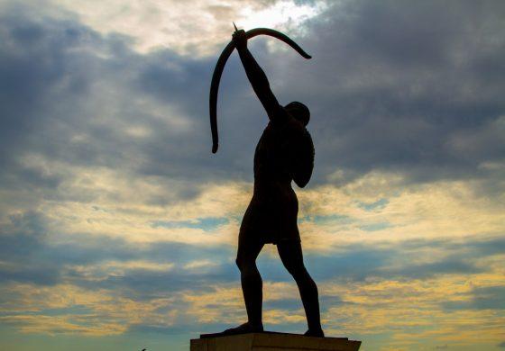 Балкански народи в битка за най-добър стрелец в Историческия парк