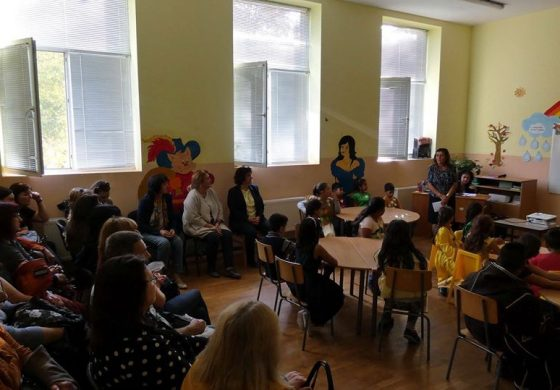"""НУ """"Иван Вазов""""-гр. Дългопол е едно от малкото иновативни училища в област Варна"""
