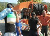 Продължава водният режим в селата Голица и Булаир
