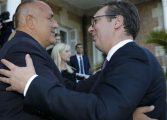 Вучич: Пристига нашият брат Бойко Борисов и ще се обърна към него на български!