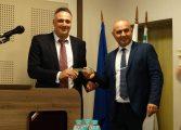 Кметът на община Ветрино д-р Димитър Димитров официално встъпи в длъжност