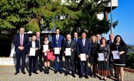 Кметът на община Бяла инж. Пеньо Ненов официално встъпи в длъжност