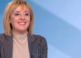 Мая Манолова: Залезът на ГЕРБ е факт и затова Борисов ме заплашва