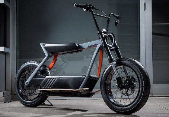Harley Davidson пуска на пазара Е-колело
