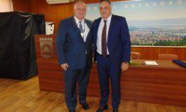 Инж. Атанас Стоилов положи клетва като кмет на Аксаково