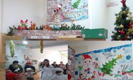 Магична Коледа в Общностния център Вълчи дол