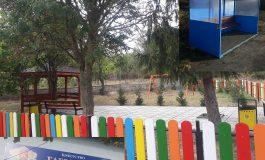 Габърница обновена с нова спирка и парк – снимки