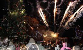 Община Ветрино посреща Нова година с празнична заря на площада