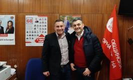 Кирил Добрев в Горна Оряховица: С подпис на кабинета италианската мафия внася боклук в България!