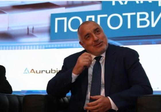 Борисов на годишната среща на правителството с бизнеса: Искаме сивият сектор да излезе на светло!