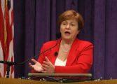 Кристалина Георгиева: Не трябва да изоставаме от зелените политики