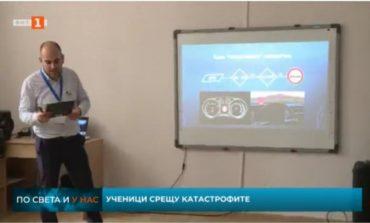 Ученици от Суворово предлагат иновативни решения за пътна безопасност