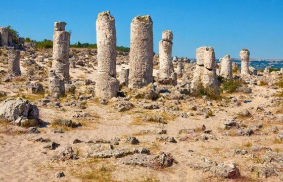 ЛЮБОПИТНО! Побитите камъни са жалони над находища на природен газ