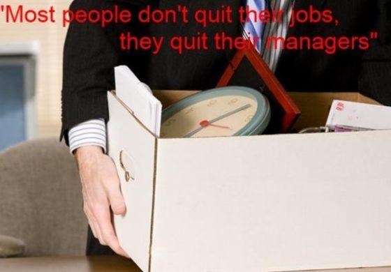 Къде хората най-рядко сменят работното си място?