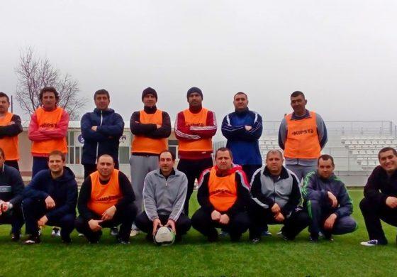 """Ветераните от футболен клуб """"Суворово"""" организират клубна среща"""