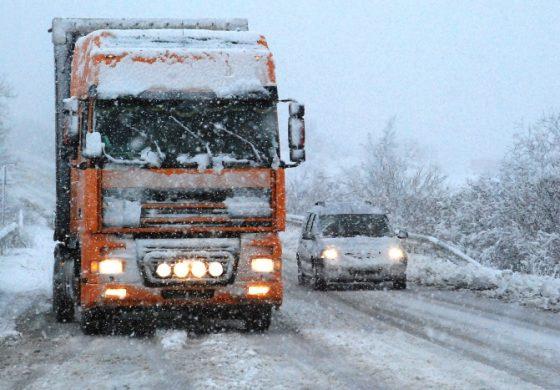 Пътната агенция: Днес не пътувайте в Източна България и Родопите