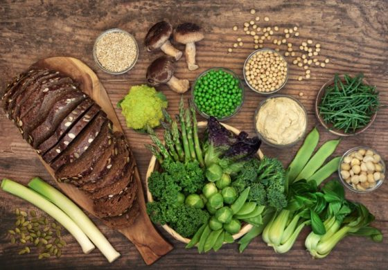 10 храни за здрави бели дробове