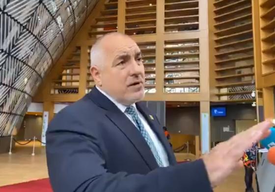 """Борисов обвини президента за """"испанската публикация"""": Няма да ме разколебаят! Ще строим още година!"""
