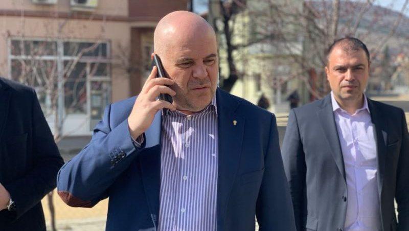 Гешев води нова акция на спецпрокуратурата в Басейнова дирекция в Пловдив