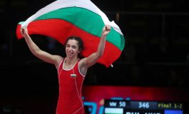 Миглена Селишка ликува със златен медал на рождения си ден