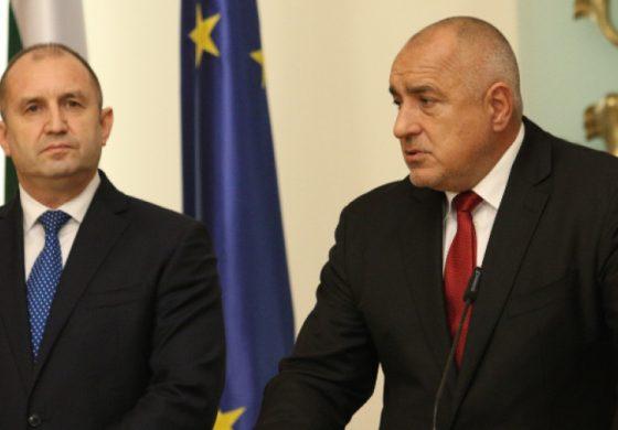 """Радев закъсня с ветото, Борисов привлече """"експертната опозиция"""". Сега ще го обявят за """"национален предател"""""""