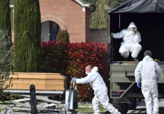 COVID-19 в Италия: 5249 нови случая и 743 загинали за 24 часа