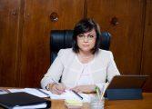 Корнелия Нинова, БСП: Правителството на Борисов използва кризата за далавери