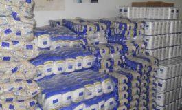 Започва раздаването на хранителни продукти в Девня