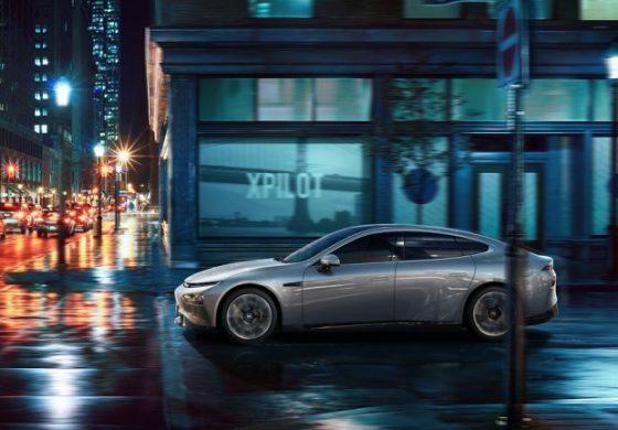 Електромобилът Xpeng P7 – китайският амбициозен конкурент на Tesla