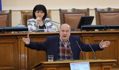 Георги Марков: След като доживях чумата, доживях и края на парламентаризма
