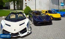 Собственици на луксозни автомобили не са отчели нито стотинка доход