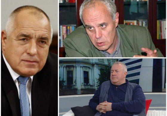Андрей Райчев и Харалан Александров в един глас: Борисов се справи с кризата! Имаме късмет с него