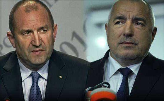 """""""Тренд"""": Доверието към Бойко Борисов расте, а към президента Румен Радев и опозицията намалява"""