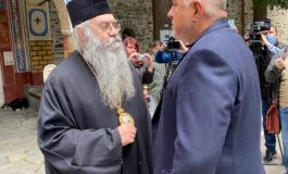Борисов: Правителството отпуска 600 хил. лв. за Рилския манастир