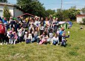 Организираха забавление на открито за деца от суворовско село