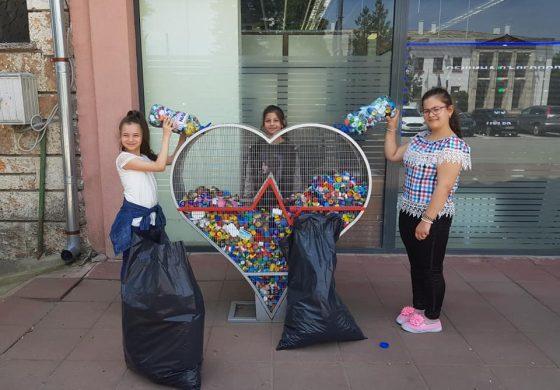 Община Дългопол предаде 230 кг. капачки
