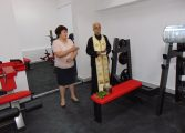 В Долни чифлик отвори врати нова фитнес зала (снимки)
