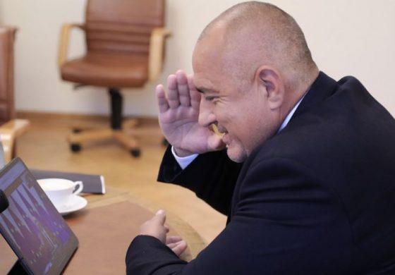 Борисов обсъди Плана за възстановяване на Европа с председателя на Европейския съвет Шарл Мишел