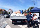 Община Белослав предаде 585 кг. капачки