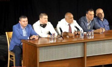 """Борисов продължава с ГЕРБ-рейда: """"Цветанов напусна партията, не го пускайте в структурите"""""""