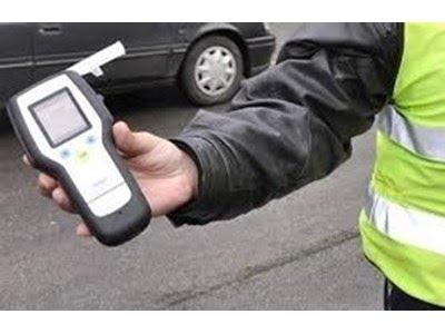 Полицаите арестуваха шофьор с 3,86 промила алкохол в Провадия