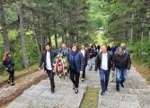 Корнелия Нинова: Ботев остава вечен в сърцето, ума и душата на всеки българин